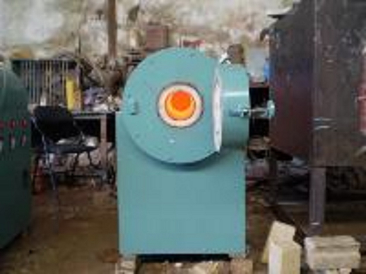 Lò ống điện trở trưng than - Viện hoá học-vật liệu Bộ Quốc Phòng