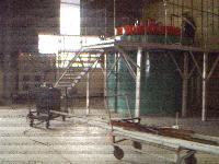 Lò ủ thép 8 tấn/mẻ - Cty thép Miền Bắc, đường Vành Đai, Hải Phòng