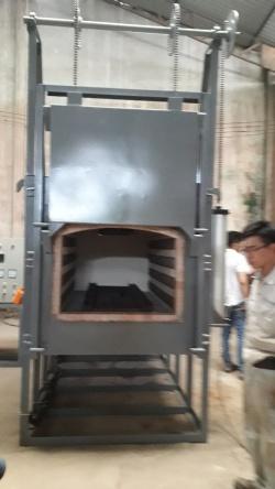 lò buồng ram ủ, Cty Metkraft, khu CX Tân thuận