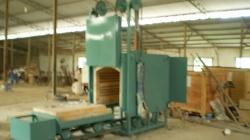 Lò tôi thép đáy di động - Cty CNC KCN VSIP2